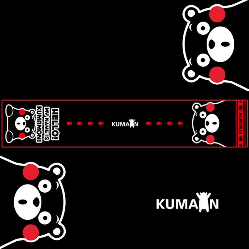Kumamon Urso Designer Anime Estilo Dos Homens Das Mulheres Da Menina Da Senhora Outono Inverno Quente Plush Quente Do Envoltório do Xaile Do Lenço Macio Xmas Gift