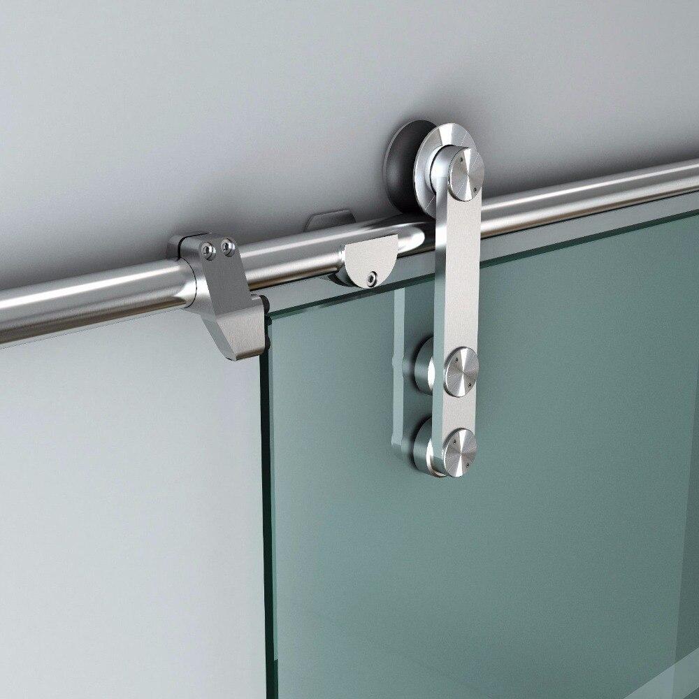 Stainless Steel Glass Sliding Door Hardware for Glass Doors