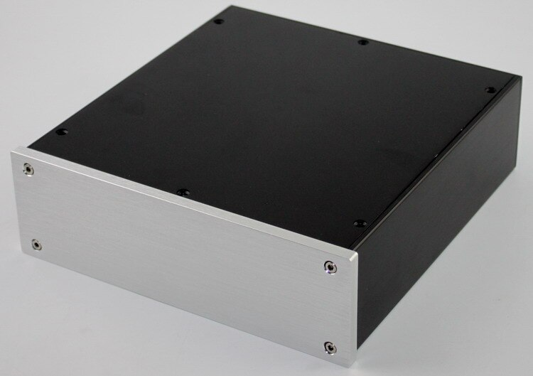 WA35 alumínio Cheio chassis amplificador/Pré-amplificador/DAC Decoder/AMP Caixa/caso/caixa DIY (215*70*230mm)