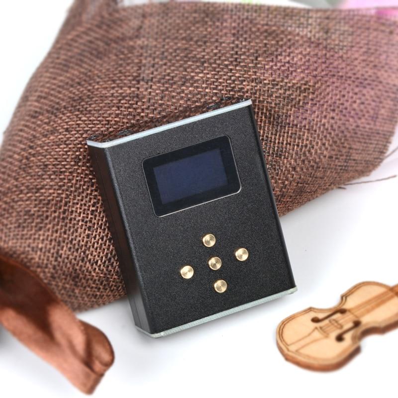 Zishan Z3 AK4490/AK4493 DIY MP3 DAP HIFI DSD Professional MP3 HIFI Music Player Support Headphone Amplifier DAC DSD256 With OLED