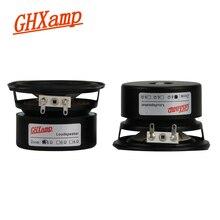GHXAMP 2.5 pouces 66MM HIFI gamme complète haut-parleurs, haute sensibilité, voix humaine, son Instrument de musique bon 2 pièces