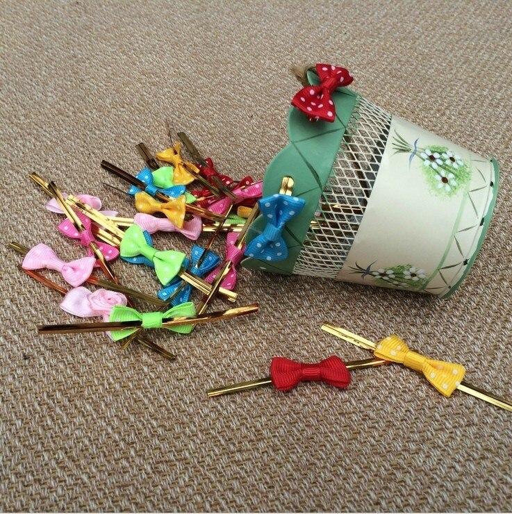 50 teile/satz Backen Brot Tasche Abdichtung Schöne Bogen Knoten Cookie Verpackung Taschen Draht Lollipop Kuchen Pops Verpackung Senden Kinder Beste geschenk