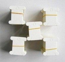 Kruissteek Gereedschap Borduurpakketten Floss Draad Spoel Threading Board Card Floss Kronkelende Coiling Spool Plaat-9