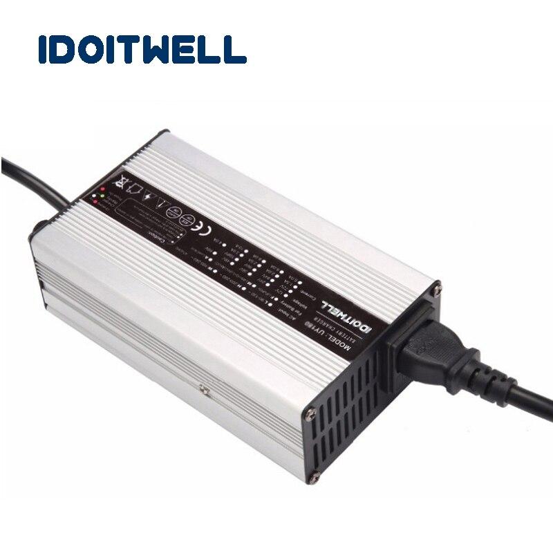 Cargador de batería inteligente personalizado 12V 25A, cargador ROHS 12v para VRLA SLA AGM GEL litio o LifePO4 generador Paquete de batería