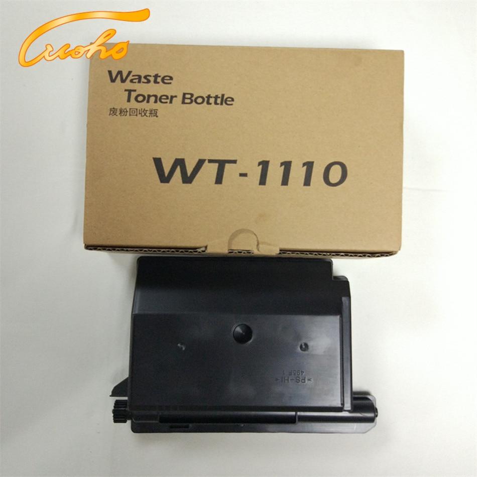 WT-1110 Waste Toner Bottle for Kyocera WT-1110 WT 1020 FS 1040 1060 1120 1125 printer part waste toner bottle