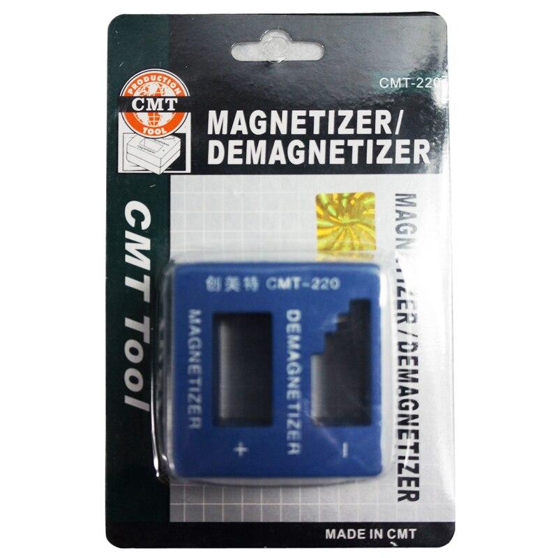 Carregador de ímã Magnetizador Desmagnetizador ferramenta CMT-220