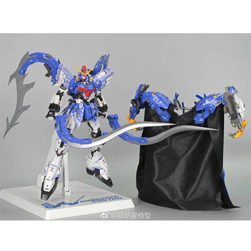 Super Nova Gundam modelo 1100 MG XXXG-01SR2 Gundam Sandrock de DC006