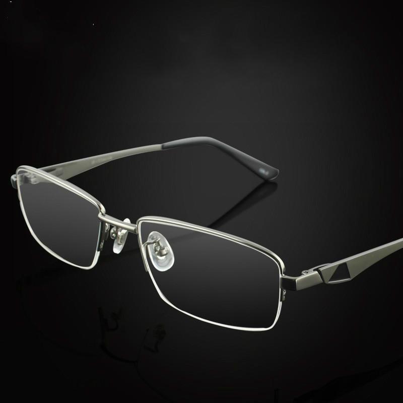 Viodream Business pure titanium frames big face Optical Frames Eyeglasses Frames Spectacle Frames free shipping