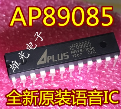 Freeshipping     AP89085 DIP24      AP89085