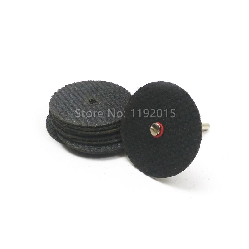 10pcs 32 / 38mm disco da taglio in metallo Dremel smerigliatrice - Utensili abrasivi - Fotografia 3