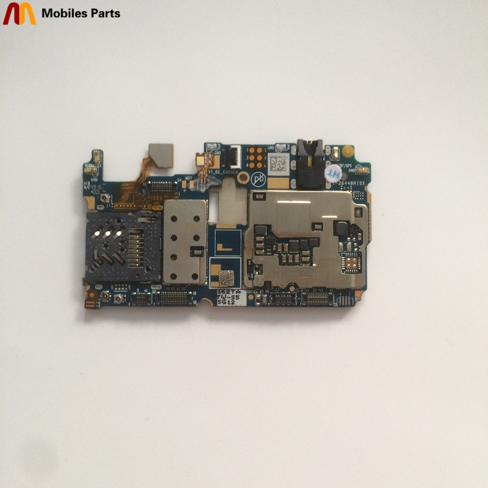 Placa base usada 2G RAM + 16G ROM placa base para OUKITEL U20 más MTK6737 Quad Core 5,5 pulgadas 1920x1080 FHD envío gratis