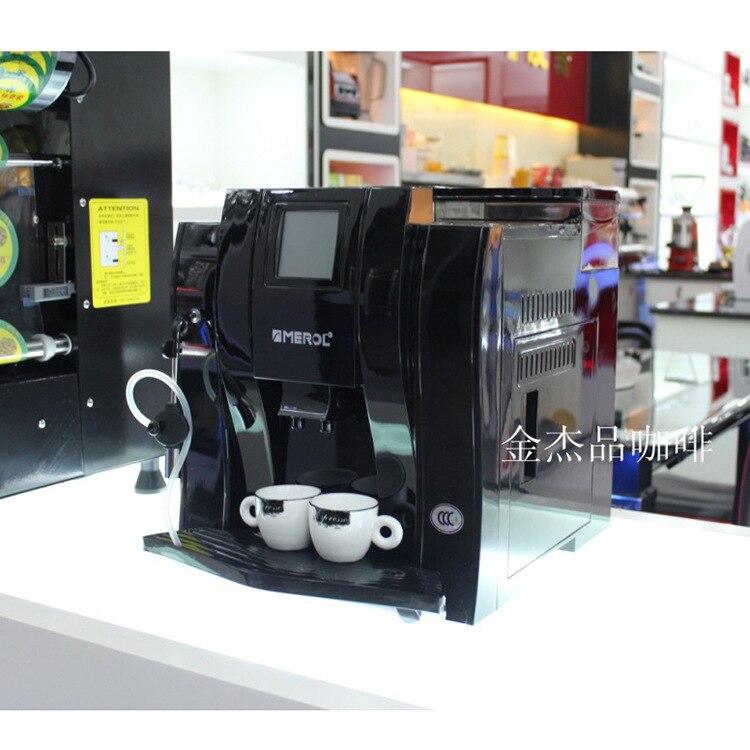 ALDXC31-ME-710, Mei Yi Nong автоматическая кофемашина серии 2014 ME-710 черная краска для фортепиано