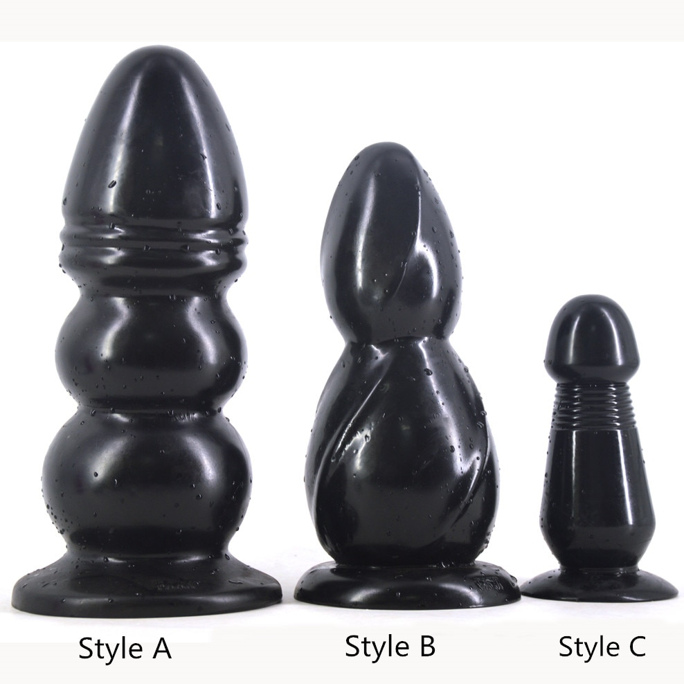 faak big dildo anal plug sex toys for women spiral long anal dildo beads butt stopper erotic products black dildo masturbate toy FAAK Big anal plug black dildo huge giant butt plug sex toys erotic products couples masturbate flirt toy fake penis sex shop