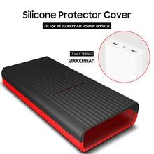 AWINNER coque de protection en Silicone coque de protection pour Xiaomi Xiao Mi Xiaomi 20000mAh batterie dalimentation 2C PLM06ZM Powerbank accessoires