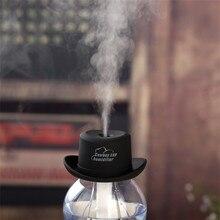 Humidificateur Usb 5v bricolage bouteille deau voiture vapeur purificateur dair arôme aromathérapie huile essentielle diffuseur brumisateur Mini brumisateur