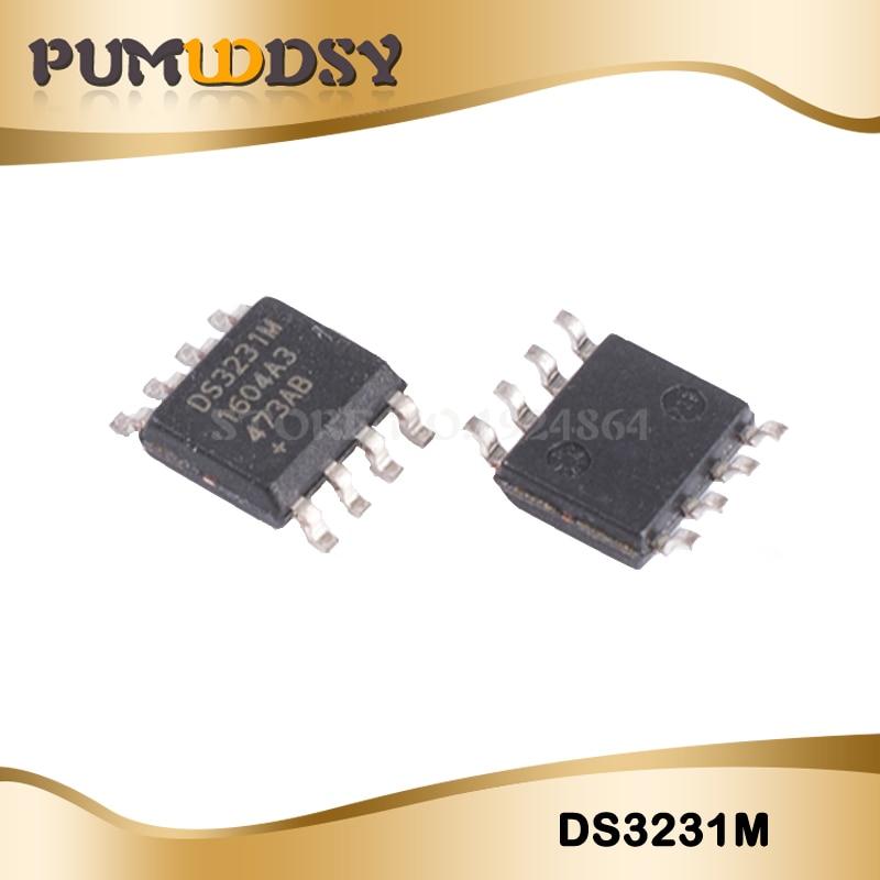 5 unids/lote DS3231MZ SOP8 DS3231M DS3231 SOP nuevo y Original IC
