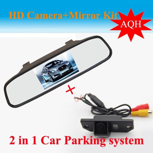 Fabriek Prijs 4.3 Inch LCD Auto Monitor Speciale Auto Camera voor Focus Sedan (2) (3)/08/10 Hot Selling
