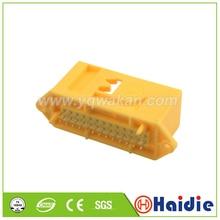 Tyco-prise jaune 26pin pcb   2 jeux de prises, 26pin pcb pour 185879-1 prise jaune 26way connecteur de câblage ECU 26p 185226-1