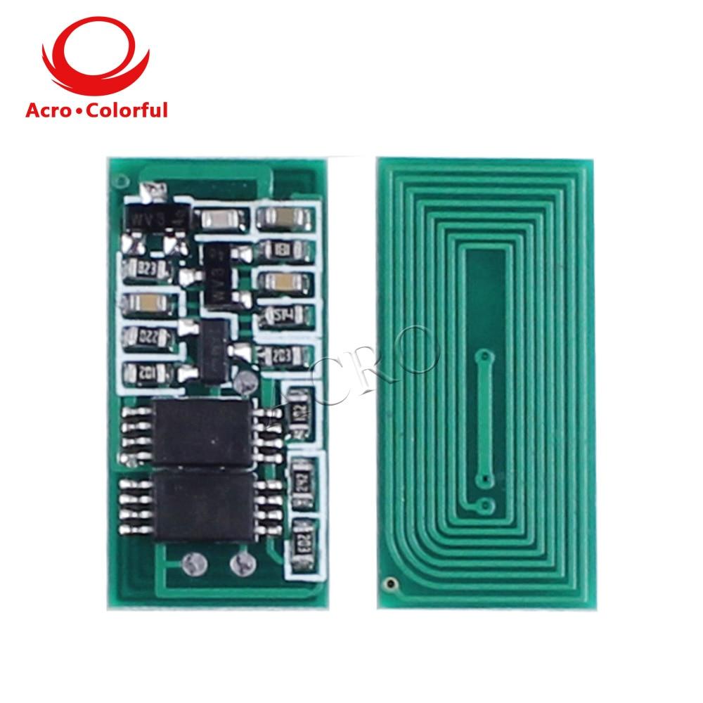 Toner chip für Ricoh IPSiO SP C810 C810M C810-ME C811 C811M farbe laser drucker patrone reset