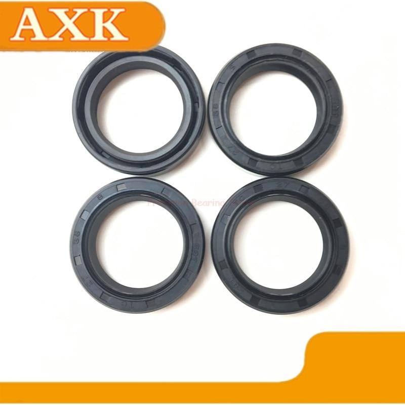 AXK 10 шт Высокое качество каркасное сальник 25*38*7/8/10/25*40*5/7/8/10/25*41,25*6/7
