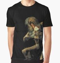 올 오버 프린트 t-셔츠 남성 funy tshirt saturn 그의 아들 헌신 반소매 o-neck graphic tops tee 여성 t 셔츠
