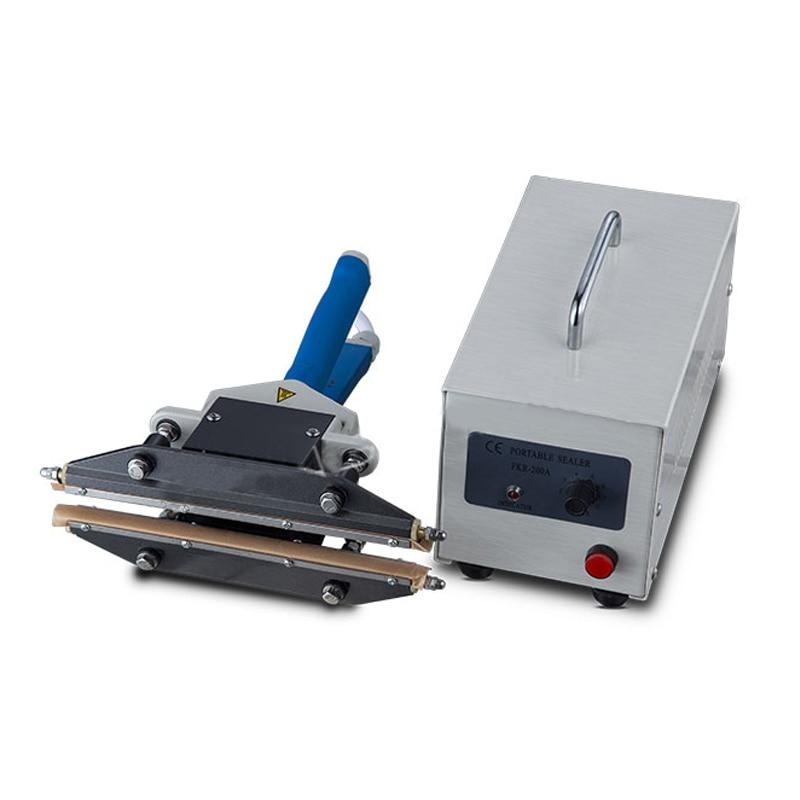 آلة الختم بمشبك يدوي, آلة ختم الفيلم آلة ختم حرارية لحظية
