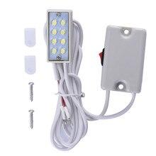 Naaimachine Werken Light LED Werklamp Met Magnetische Montage Base voor Alle Naaimachine Verlichting