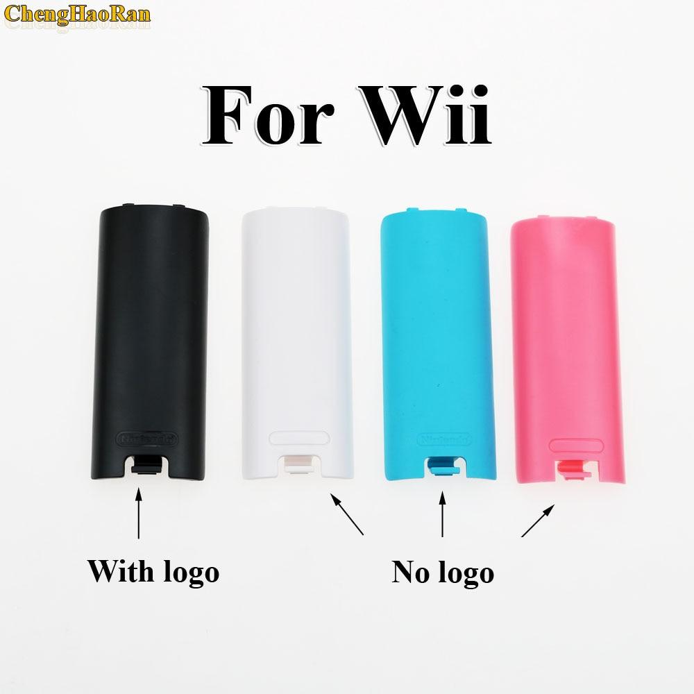 ChengHaoRan 1 teile/los NEUE Batterie pack Fall Zurück Abdeckung Shell Kit für WII WIIU WII U fernbedienung Controller gamepad