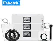 Lintratek 2G 3G 4G ALC/AGC мобильный телефон усилитель сигнала усилитель для GSM 900MHz W-CDMA UMTS 2100MHz 4G LTE 1800MHz #35