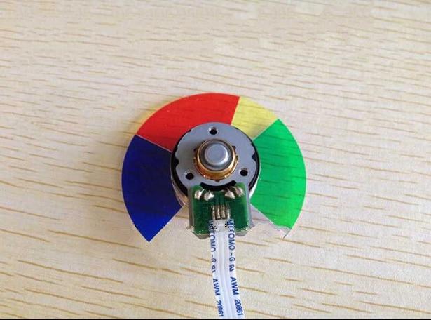Nuevo Original de la rueda de Color para Benq MP510 MP612 MX711 MX511 MS614 MS510 MX660 Viewsonic PJ503D