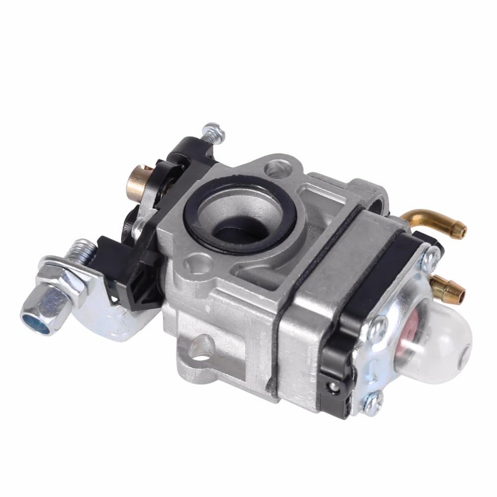 Gran oferta carburador 10mm carbohidratos w/Junta eco SRM 260S 261S 261SB PPT PAS 260 261 BC4401DW Trimmer AUG11
