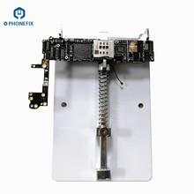 PHONEFIX precisión soporte para PCB de reparación de soldadura accesorio para reparación de iphone Placa de soldadura reparación plataforma