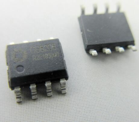 GS8206 led chip;3-channel constant current LED drive with resumable data transfers and internal display patterns