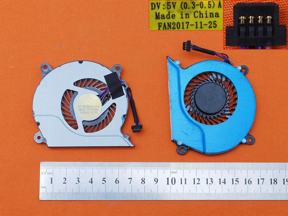 Novo ventilador de refrigeração portátil para acer aspire M3-581T M3-581 M3-581G cpu cooler radiador