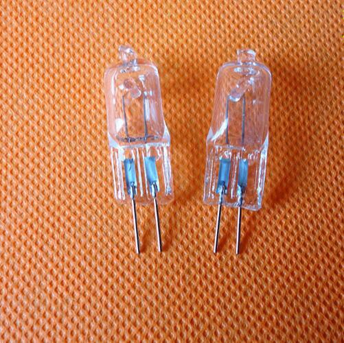 10 pçs/lote G4 220V 20W 35W 50W fina pé lâmpada da fragrância lâmpada da fragrância lâmpada lâmpada de halogéneo as lâmpadas de halogéneo