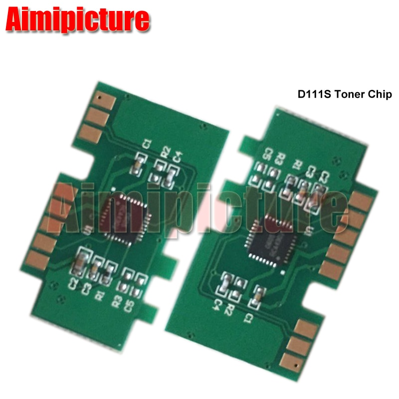 20 piezas chip para Samsung MLT D111S 111 MLT-D111S D111S 111 D111 Toner Chip SL-M2020 M2022 M2070 M2026 impresora de tóner chip