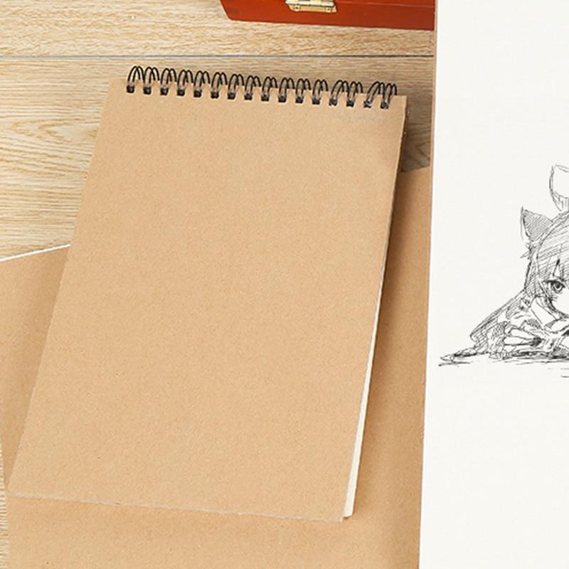 Sketchbook 148*210mm a5 30 folhas de qualidade premium escrevendo almofadas de papel de desenho
