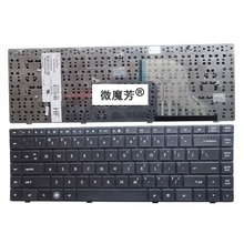 Nuevo teclado Inglés negro de EE. UU. Para HP para COMPAQ CQ620 CQ621 CQ625 620 621 625 teclado para ordenador portátil