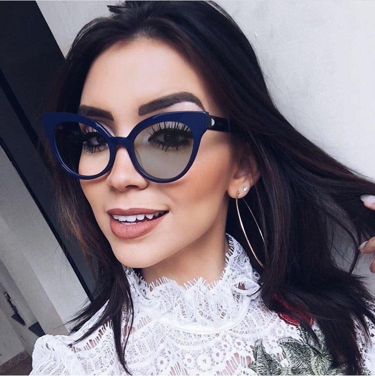 Модные женские фотохромные очки для чтения с мультифокусом и котом, брендовые дизайнерские прогрессивные очки для дальнего и ближнего чтения с диоптриями FML