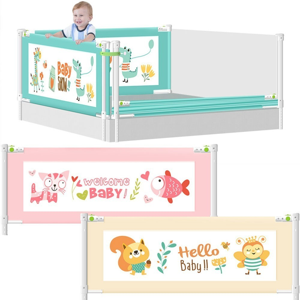 Corralito de seguridad para bebés, corralito de seguridad anticaída, barrera de seguridad para el cuidado de niños, barrera de seguridad para camas, valla de seguridad para niños