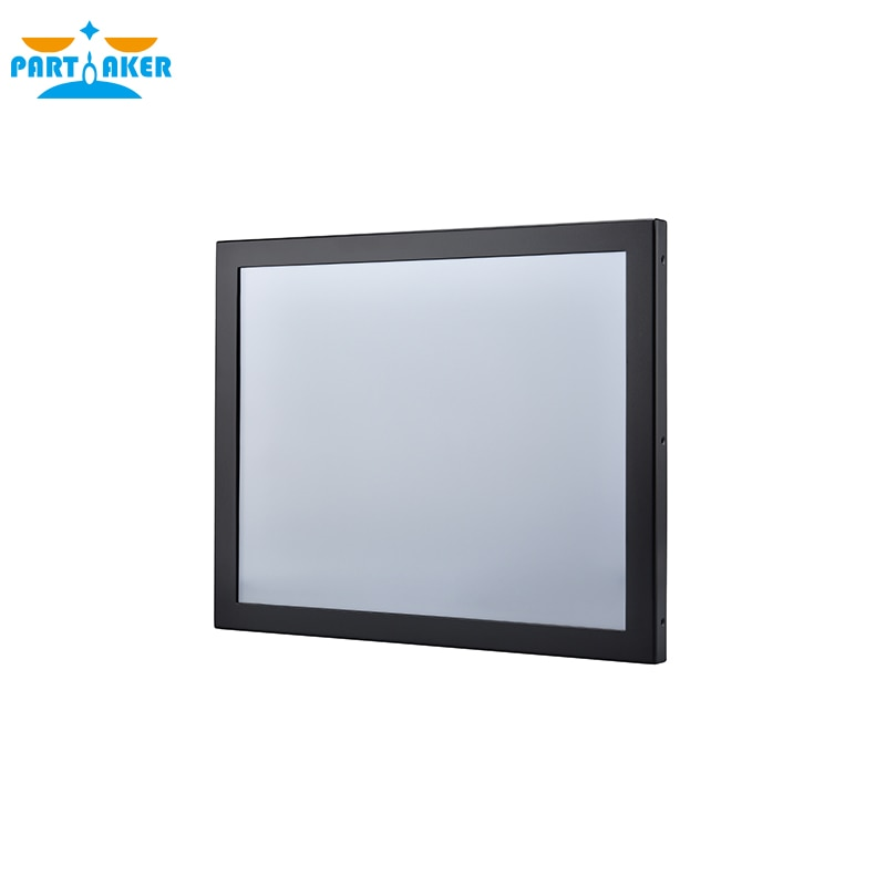 Partaker Industrial Touch Panel PC with i7 4510U 4600U Inch Made-In-China 5 Wire Resistive Touch Screen 17 inch All In One PC enlarge