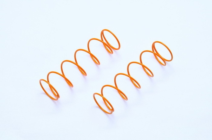 OFNA/HOBAO гоночный OP-0046 SS задний Амортизатор Весна-оранжевый для 1/8 HYPER VS SS GTB Бесплатная доставка