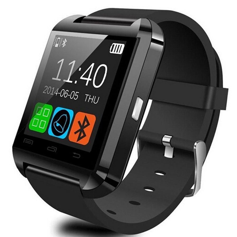 (Smart Life) Factory Original U8 Bluetooth Smart Watch WristWatch for Smartphone Samsung LG Android IOS System Smart Watch