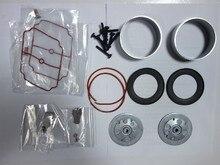 For Thomas 2660CGHI 2660 Thomas 2668 2688 Thomas 2750TGHI52/48 PEAK claind Series Air Pump Compressor Diaphragm Repair Kit