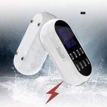 Doolike affichage numérique charge courant multi-port chargeur intelligent 8 USB LCD chargeur USB prise pour Samsung S8 pour iPhone X