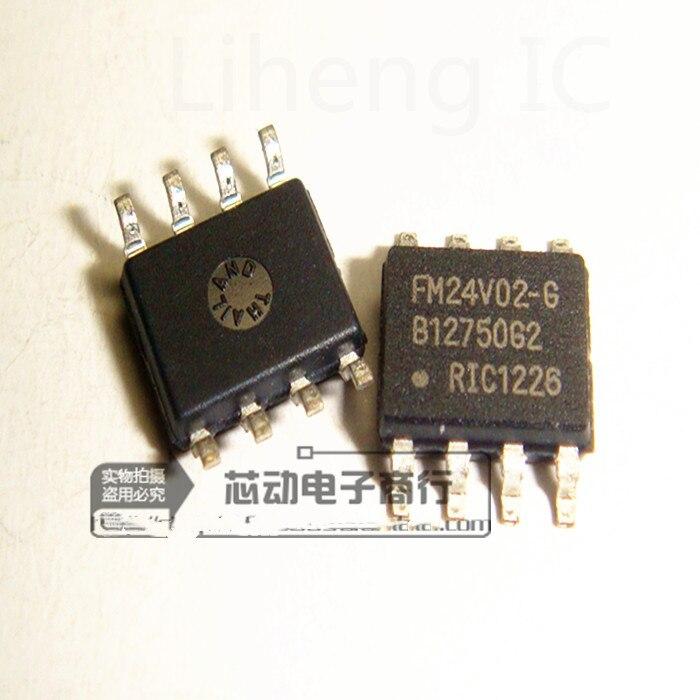 100% novo & original FM24V02-G FM24V02