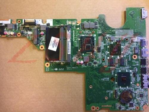 Para HP G42 CQ42 CQ62 motherboard laptop 634649-001 DAAX1JMB8C0 I3 CPU DDR3 Frete Grátis 100% teste ok