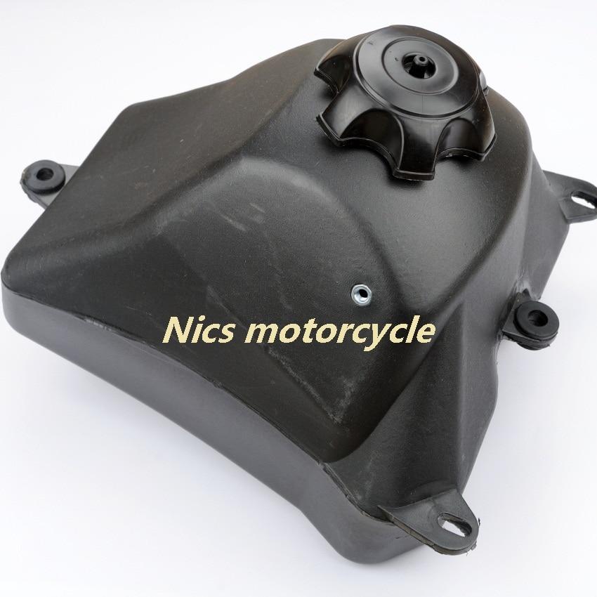 Pequeno poço de sujeira bicicleta fora de estrada motocicleta 110-125cc apollo gás combustível gasolina tanque de combustível tanques de lama de bicicleta carro