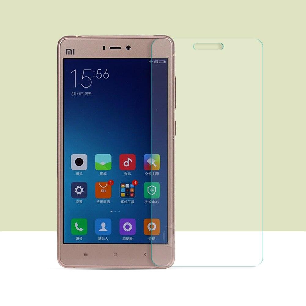 Vidrio templado para Xiaomi Mi 4s Mi4s, Protector de pantalla transparente para Xiaomi Mi 4s Mi4s 2,5d, película HD de 0,26mm con borde curvado