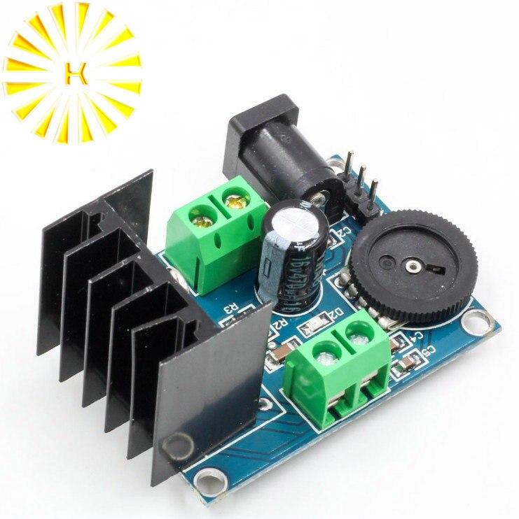 HIFI tarjeta de audio de dos canales TDA7266 módulo amplificador de audio operacional Chips 7W + 7W Doble Canal 4-8 ohm 5-15W conector
